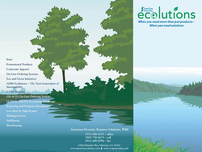 Ecolutions Trifold Brochure (version 2)